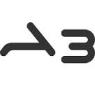 Logo A3 Communications GmbH